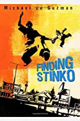 Finding Stinko Hardcover