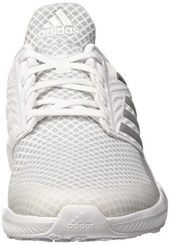 adidas RapidaRun K, Zapatillas de Deporte Unisex Niños Blanco (Ftwbla / Ftwbla / Ftwbla)