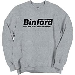 Binford Home Improvement Tim Allen Toolman TV Show Novelty Sweatshirt