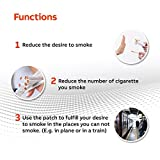 Aroamas Nicotine Patches to Quit Smoking 30 Patches