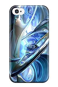 Anti-scratch And Shatterproof P Phone Case For Iphone 4/4s/ High Quality Tpu Case