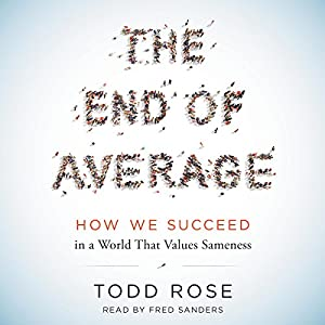 The End of Average Audiobook