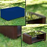 Rectangular/Oval Outdoor Table Cover 18 Oz