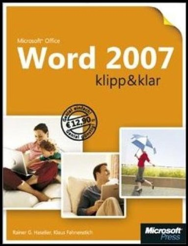 Microsoft Office Word 2007 - klipp & klar