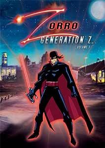 Zorro: Generation Z, Volume One