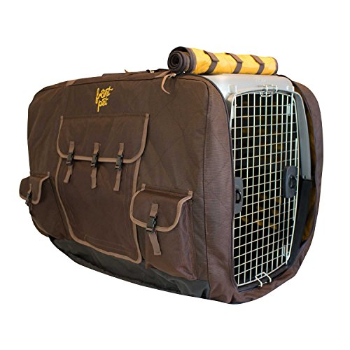 FrontPet Insulated Pet Crate Cover/Crate Cover/Dog Kennel Cover/Kennel Cover/Kennel (Insulated Dog Kennel Jacket)