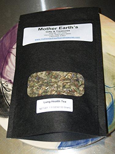 Herbal Medicinal Loose Leaf Tea- Lung Health Tea