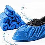 Shoe Covers Disposable Non-slip for Indoors -100