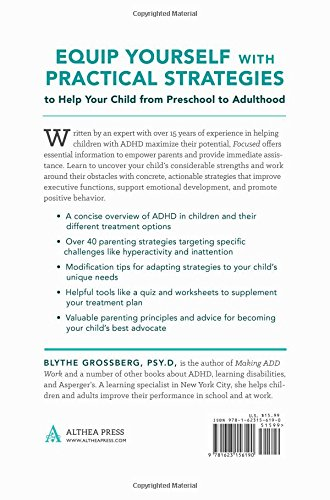 Focused: ADHD & ADD Parenting Strategies for Children with ...
