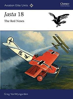 Jasta 18: The Red Noses (Aviation Elite Units)