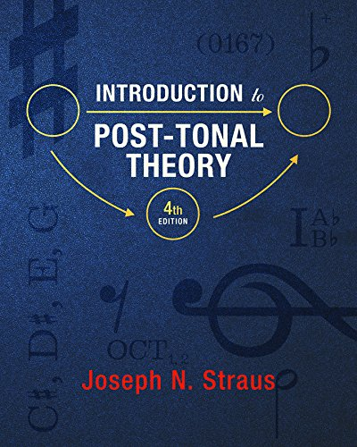 393938832 - Introduction to Post-Tonal Theory (Fourth Edition)