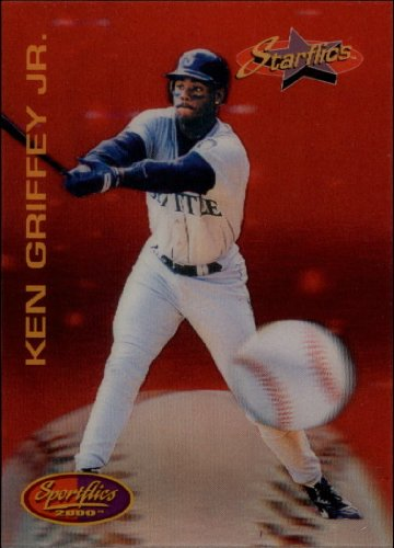 181 Ken - 1994 Sportflics Baseball Card #181 Ken Griffey Jr. Near Mint/Mint