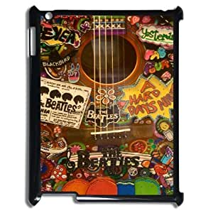 wugdiy Customized Cell Phone Case Cover for iPad2,3,4 with DIY Design The Beatles