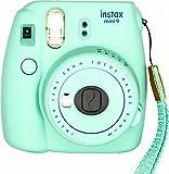 Fujifilm Instax Mini 9 Instant Camera - Mint Green (Certified Refurbished)