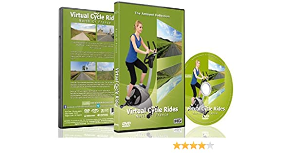Virtual Cycle Rides - North Of France - For Indoor Cycling ...