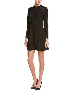 Arefeva Womens A-Line Dress, S