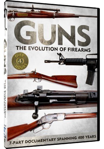 Guns - The Evolution of Firearms (Gun Audio)