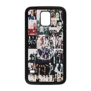 Retro Design The Music Band 5SOS2 For Samsung Galaxy S5 Phone Case ATD269751