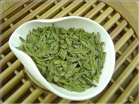Amazon.com: Long Jing Dragon Well Green Tea Bag 100 teabags 200g 2010 Spring Tea: Health & Personal Care