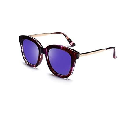 CJC Gafas de sol polarizado Protección UV Anti reflejante eliminar luz dispersa Retro Cómodo flexible clásico