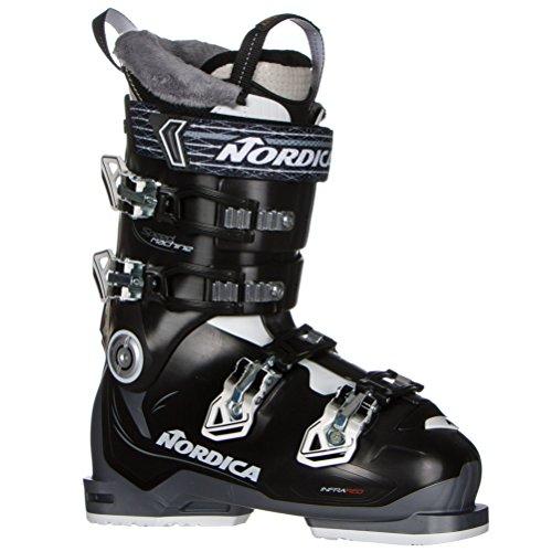 Nordica Speedmachine 85 Boot - Womens, Anthracite/Black/White, 26.5