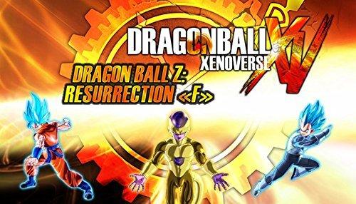 Dragon Ball Xenoverse DLC 3 [Online Game (Dragon Ball Z Games Online)