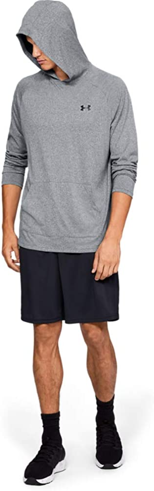 Under Armour Mens Tech 2.0 Hoodie Pullover