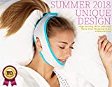 Sleep Lab's Best Anti Snoring Chin Strap, Soft, Breathable Material & Voted #1