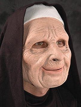 Zagone Studio monja máscara de látex de para usted UK Stock
