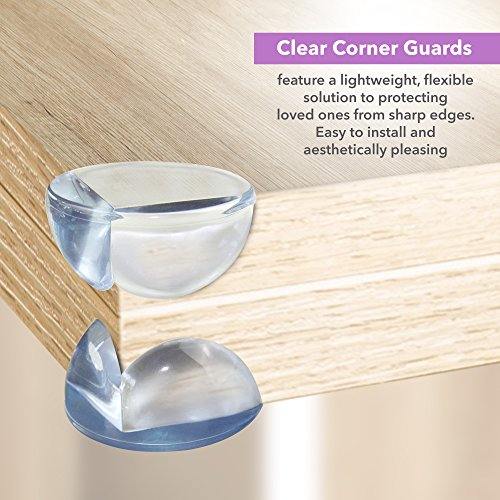 Child Safety Kit Outlet Covers Corner Bumper Guards