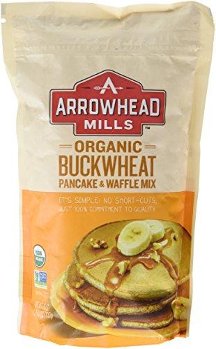 Arrowhead Mills Organic Buckwheat Pancake & Waffle Mix, 26 ()