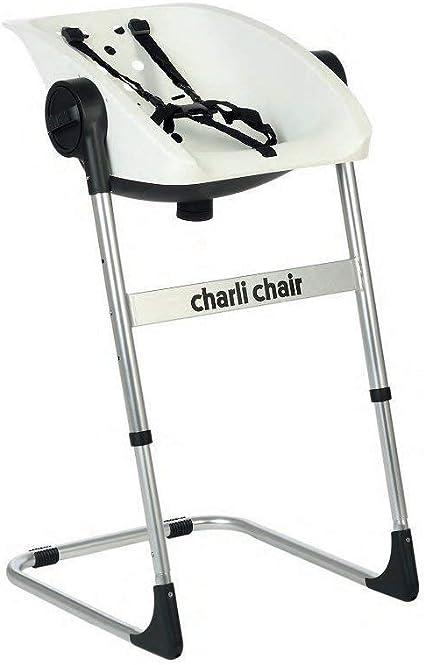 Unisexe Couleur noire kiokids charlichair 2/en 1/ /chaise de bain