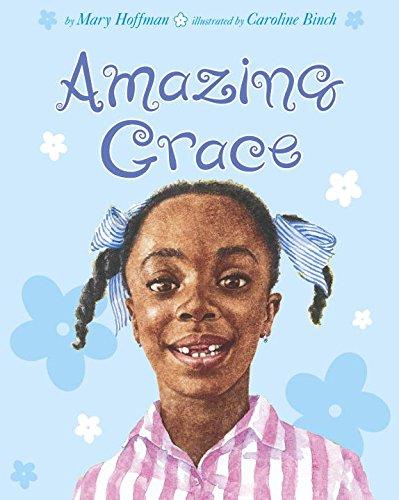 Amazing Grace (Reading Rainbow - Cherry Grace