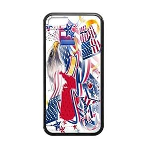 Bald Eagle iPhone Case - Everyone Love America's National Symbol Bald Eagle iPhone 5C Case (Laser Technology) B5C28