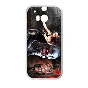 Terminator HTC One M8 Cell Phone Case White trg lweq