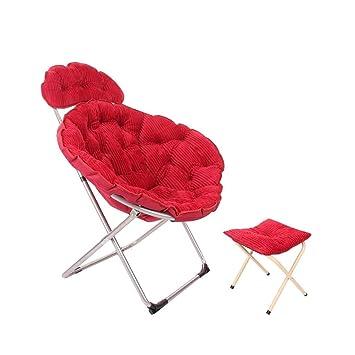 Moon Chair - Silla de Camping de Ocio sin Soporte de Taza ...