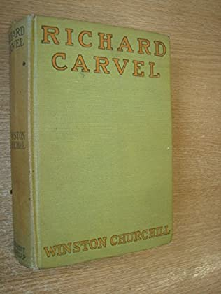 book cover of Richard Carvel