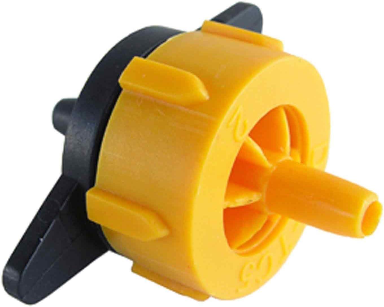 25-Pack LASCO 15-5612-25 1//2 Gallon Per Hour Pressure Compensation Turbo Drip Emitter