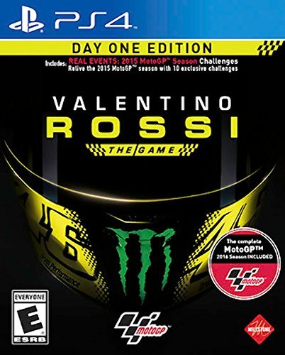 MotoGP16: Valentino Rossi (PS4) for sale  Delivered anywhere in USA