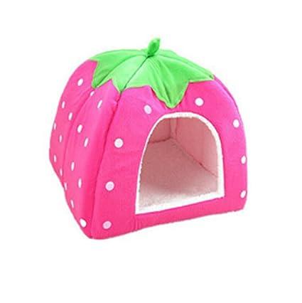 Xuxuou 1 Pieza Casas para Mascotas Interior para Perros Cama Mascota para Sofa Mantener el Calor