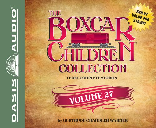 The Boxcar Children Collection Volume 27: The Mystery at the Crooked House, The Hockey Mystery, The Mystery of the Midnight Dog