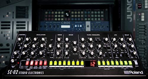 Roland SE-02 Boutique Designer Series Analog Synthesizer