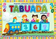 Aprendendo, Pintando e Brincando: Tabuada - Supersérie
