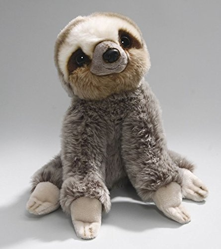 Carl Dick Sloth 9 Inches, 22/30Cm, Plush Toy, Soft Toy, Stuffed Animal 3304 -