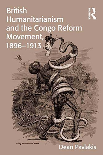 Reform Movement (British Humanitarianism and the Congo Reform Movement, 1896-1913)