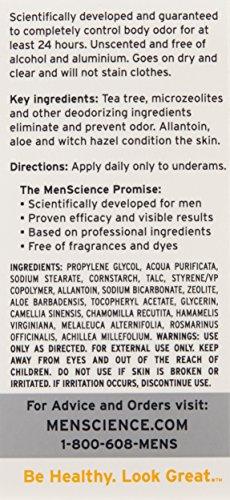MenScience Androceuticals Advanced Deodorant, 2.6 oz. by MenScience Androceuticals (Image #1)