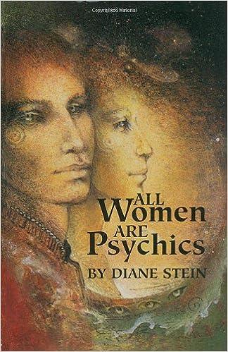 Amazon all women are psychics 9780895949790 diane stein books fandeluxe Gallery