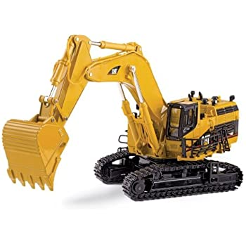 Norscot Cat 5110B Excavator with metal tracks 1:50 scale