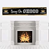 Big Dot of Happiness HOCO Dance - Homecoming Decorations Party Banner