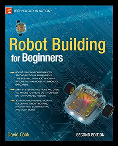 robot building for beginners (technology in action) pdf